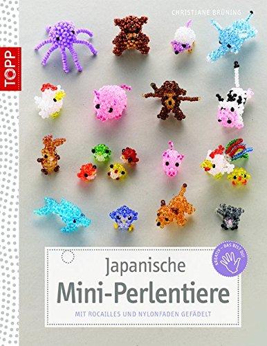 9783772439087: Japanische Mini-Perlentiere