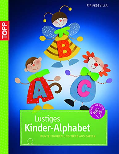 9783772439094: Lustiges Kinder-Alphabet