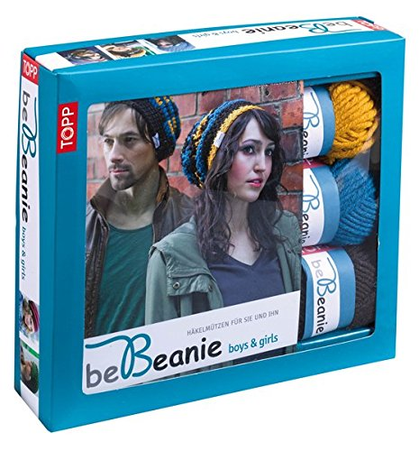 9783772441394: Kreativ-Set be Beanie boys & girls
