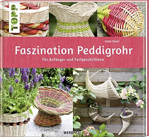 9783772455100: Faszination Peddigrohr: Für Anfänger und Fortgeschrittene