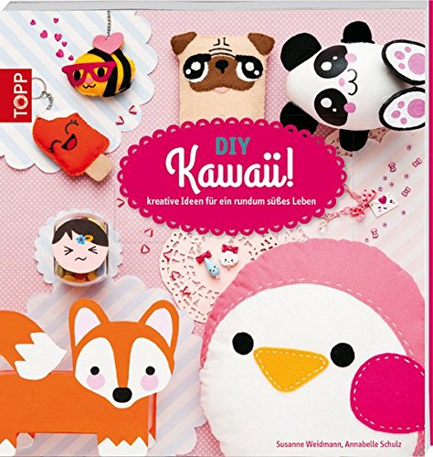 9783772458811: DIY Kawaii!