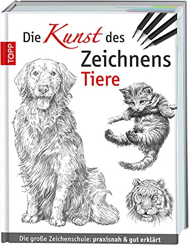 Die Kunst des Zeichnens - Tiere (3772460739) by Walter Foster