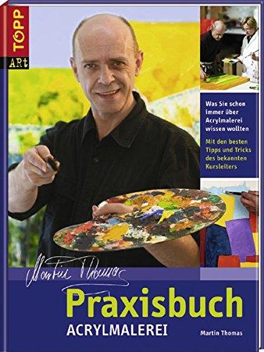 9783772462634: Praxisbuch Acrylmalerei