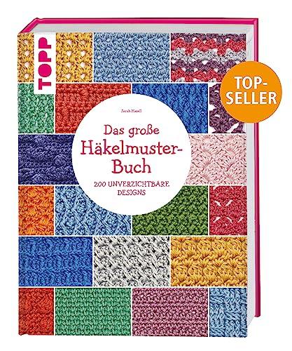 9783772467943: Das große Häkelmuster-Buch