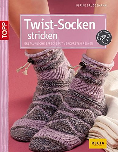 9783772469053: Twist-Socken stricken