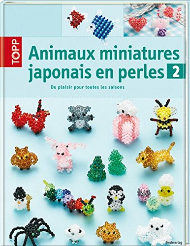 Animaux miniatures japonais en perles: Du plaisier