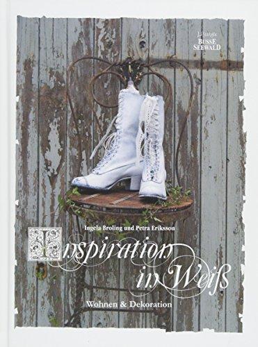 9783772474248: Inspiration in Weiß