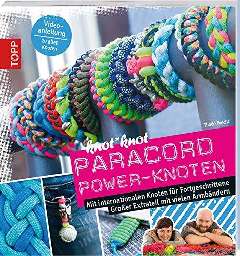 9783772475528: Paracord: Power-Knoten für Fortgeschrittene