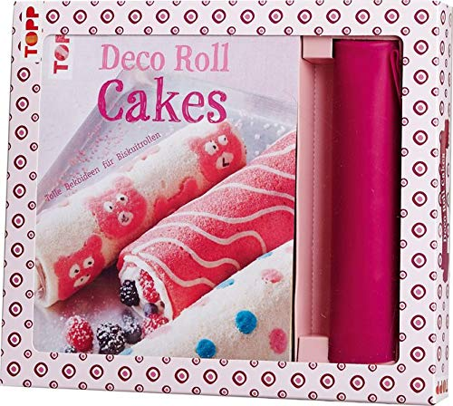 9783772480102: Kreativ-Set Deco Roll Cakes