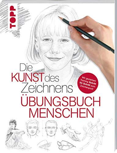 9783772482618: Die Kunst des Zeichnens - Menschen Übungsbuch