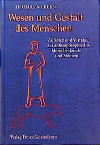 9783772501210: Wesen und Gestalt des Menschen : Aufsätze und Vorträge...