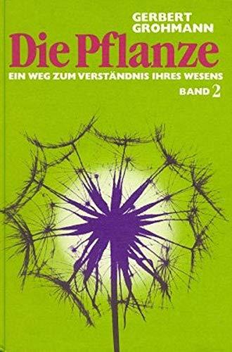 Die Pflanze, Bd.2, Über Blütenpflanzen: Grohmann, Gerbert
