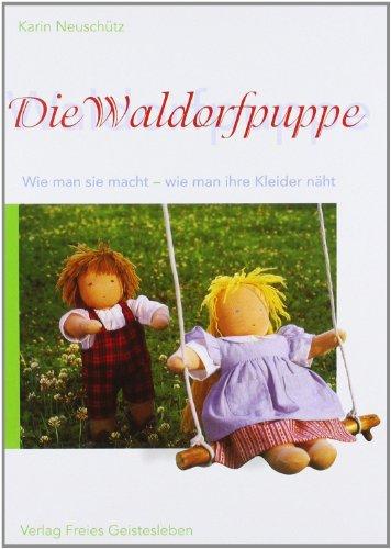 9783772509667: Die Waldorfpuppe.