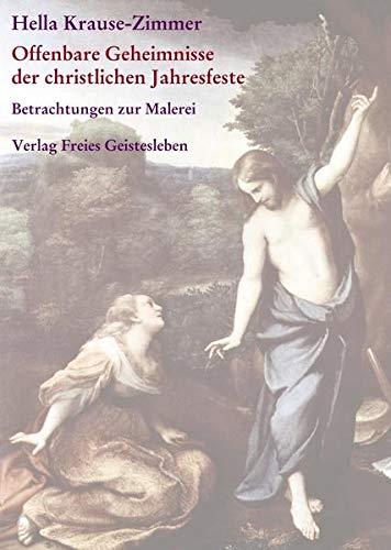 9783772521003: Imagination und Offenbarung /Offenbare Geheimnisse der christlichen Jahresfeste