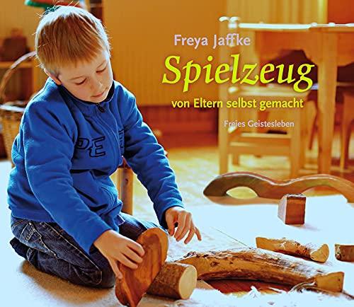 9783772523014: Spielzeug von Eltern selbstgemacht