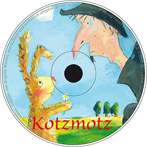 9783772526817: Kotzmotz der Zauberer - Ein Hörbuch