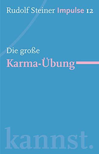 9783772527128: Die große Karma-Übung: Werde ein Mensch mit Initiative: Perspektiven
