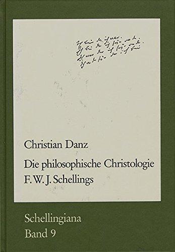 9783772817090: Die philosophische Christologie F.W.J. Schellings (Schellingiana)