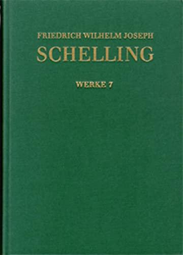 9783772818684: Friedrich Wilhelm Joseph Schelling: Historisch-kritische Ausgabe / Reihe I: Werke: Erster Entwurf Eines Systems Der Naturphilosophie 1799 (German Edition)
