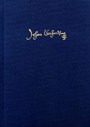9783772821677: Bibliotheca Gerhardina: Rekonstruktion Der Gelehrten- Und Leihbibliothek Johann Gerhards 1582-1637 Und Seines Sohnes Johann Ernst Gerhard 1621-1668 (Doctrina Et Pietas)