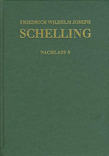 9783772824005: Friedrich Wilhelm Joseph Schelling: Historisch-kritische Ausgabe / Reihe Ii: Nachlass - Fruhe Theologische Und Philosophische Arbeiten 1793-1795