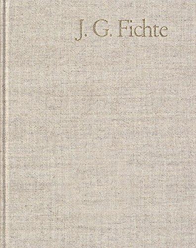 Gesamtausgabe der Bayerischen Akademie der Wissenschaften 2. Reihe Bd II,17 Nachgelassene Schriften...