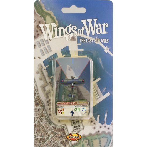 Wings of War: the Last Biplanes Blister Pack (3772895190) by Fantasy Flight Games