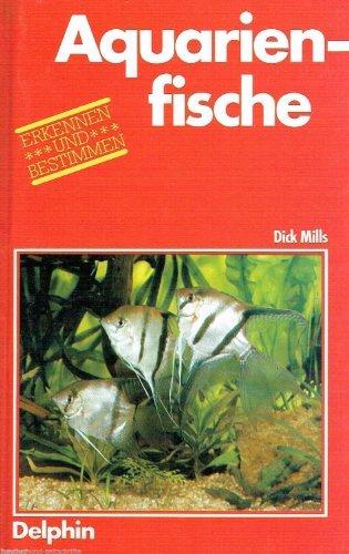 9783773524096: Aquarienfische. Erkennen und bestimmen