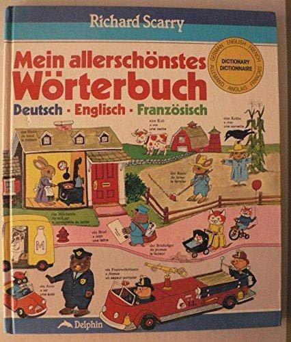 9783773549020: Mein Allerschonstes Worterbuch