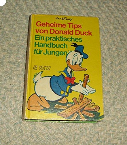 9783773549334: Donald Duck - Geheime Tips