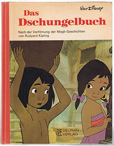 Das Dschungelbuch Buch