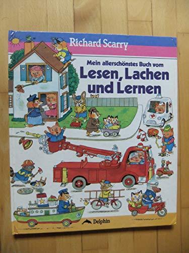 9783773553478: Mein allerschönstes Buch vom Lesen, Lachen und Lernen