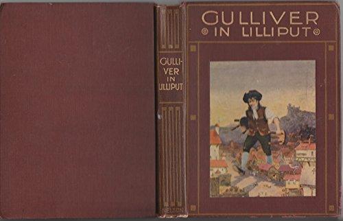 9783773555090: Gulliver in Lilliput