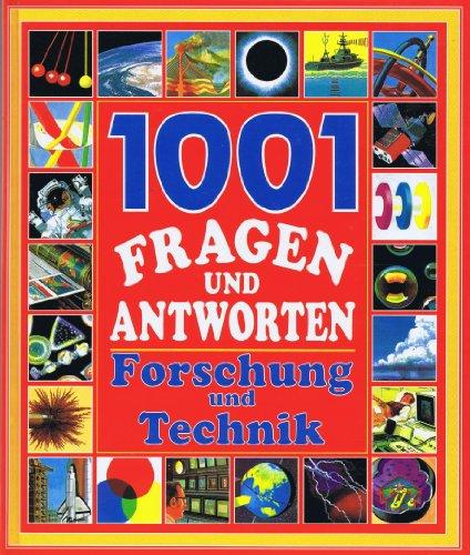 9783773555441: 1001 Wunder aus Forschung und Technik. Fragen und Antworten