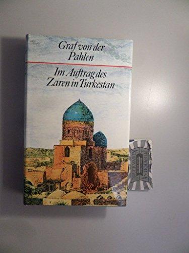 9783774003590: Im Auftrag des Zaren in Turkestan 1908 - 1909