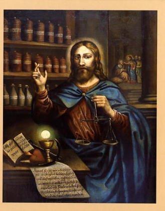 9783774103177: Christus als Apotheker: Monographien zur pharmazeutischen Kulturgeschichte