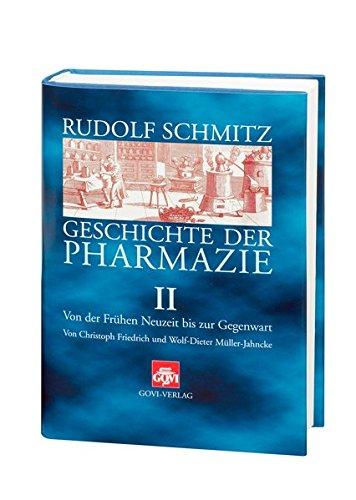 9783774110274: Geschichte der Pharmazie II