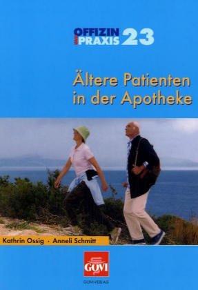 9783774110304: Ältere Patienten in der Apotheke