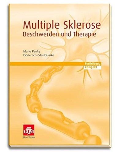 9783774111271: Multiple Sklerose - Beschwerden und Therapie: Fortbildung kompakt