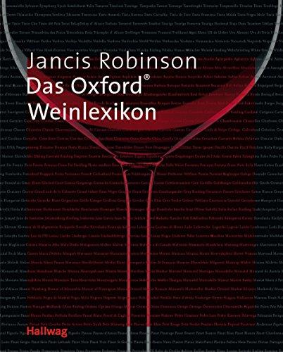 9783774209145: Das Oxford-Weinlexikon