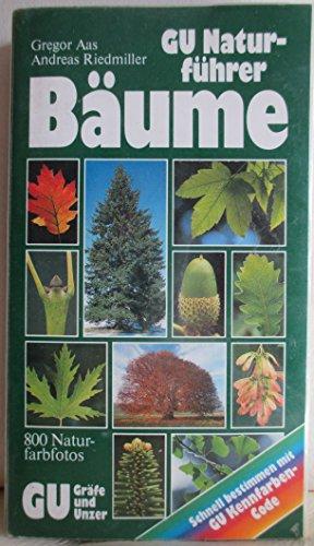 9783774210165: GU Naturführer Bäume. Laub- und Nadelbäume Europas erkennen und bestimmen. Schnell bestimmenmit GU Kennfarben-Code