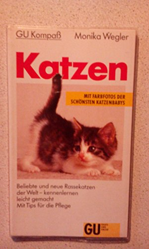 9783774210622: Gu Kompaß Katzen