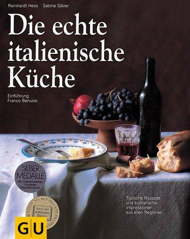 9783774211025: Die echte italienische Küche.