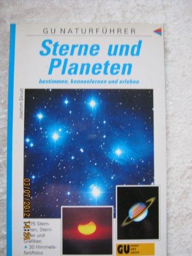 GU Naturf?hrer Sterne und Planeten bestimmen, kennenlernen: n/a