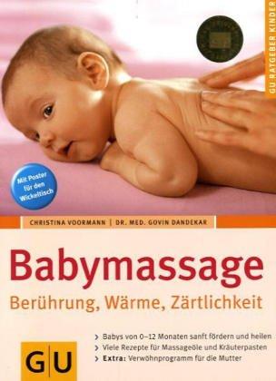 9783774223301: Title: Babymassage Berhrung Wrme Zrtlichkeit