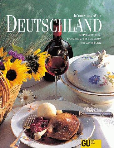 9783774223394: Deutschland. Küchen der Welt. Originalrezepte und Interessantes über Land und Leute