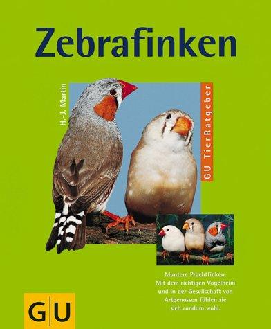 Zebrafinken: Hans-Jürgen Martin