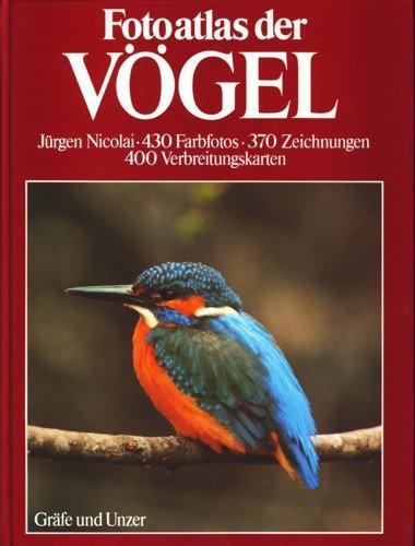 Fotoatlas der Vögel Cover