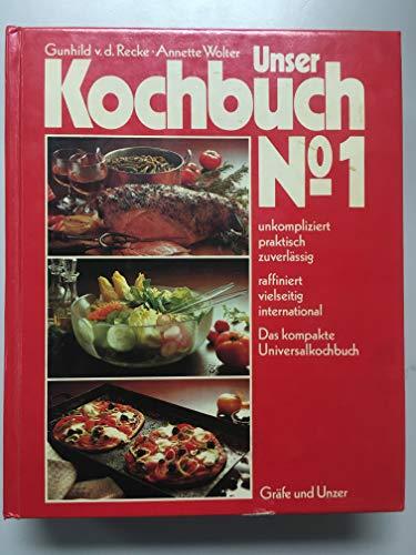 9783774246089: Unser Kochbuch No. 1. Das kompakte Universalkochbuch.