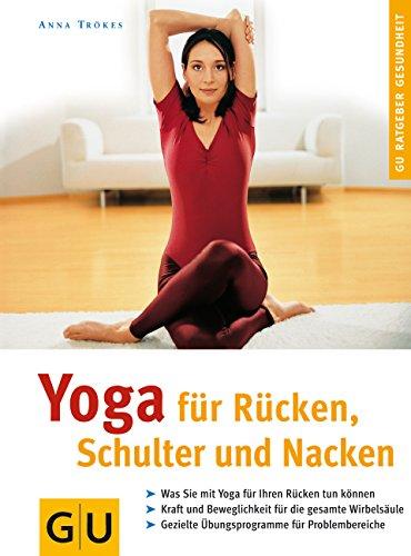 9783774248014: Yoga für Rücken, Schulter und Nacken.